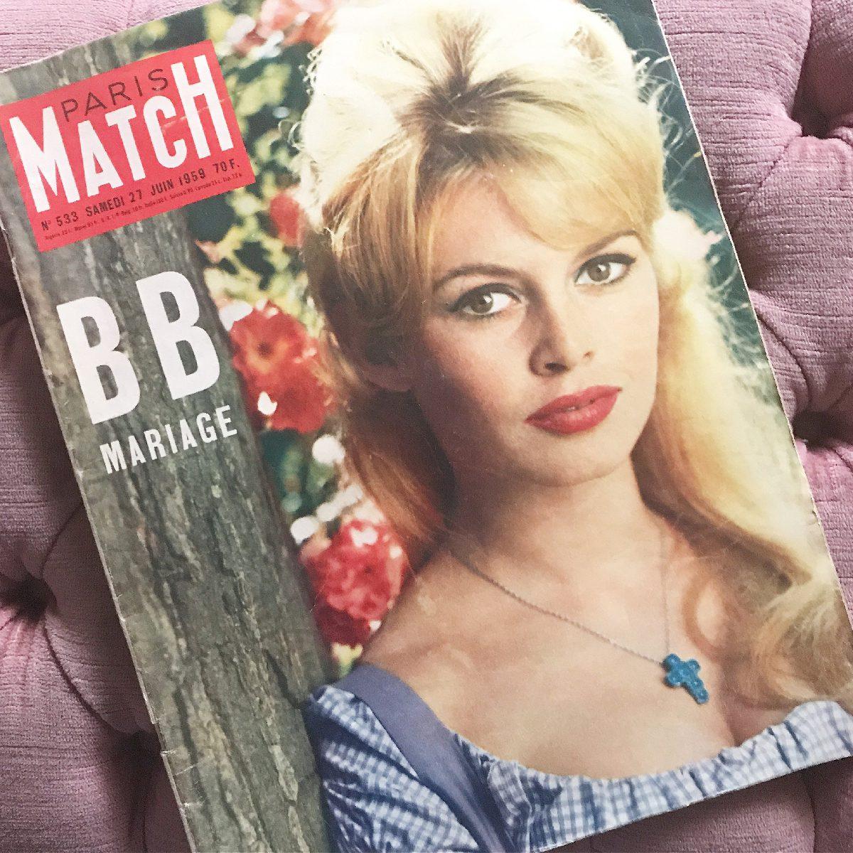 Bridgette Bardot had an  insouciant approach to life