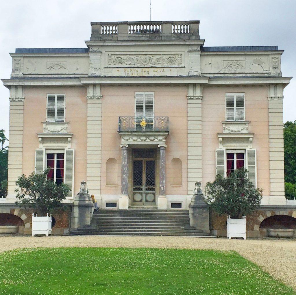 Chateau de Bagatelle Paris
