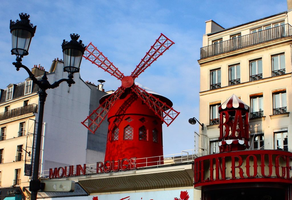 Moulin Rouge history