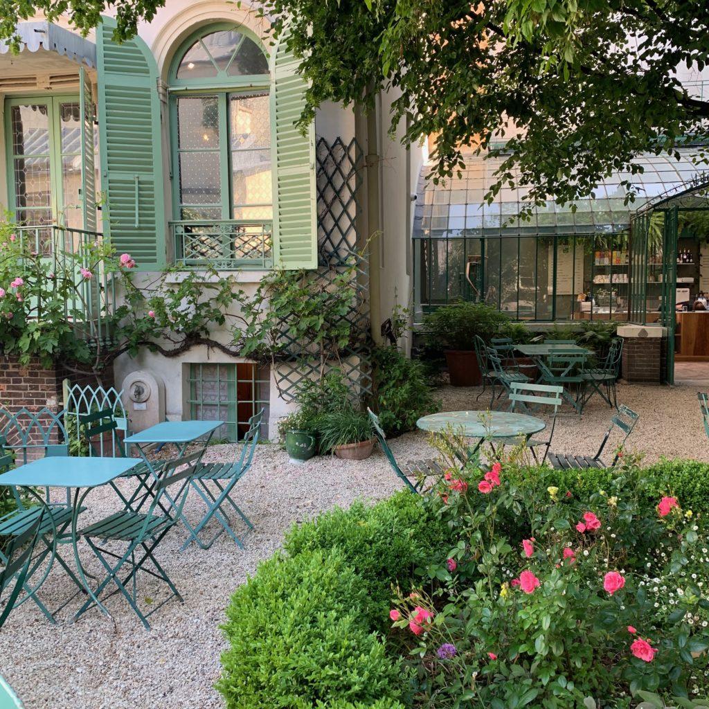 Musee de la Vie Romantique Rose Bakery