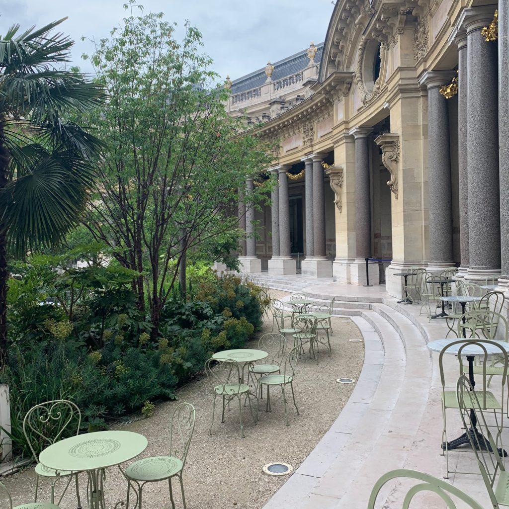 Petit Palais cafe