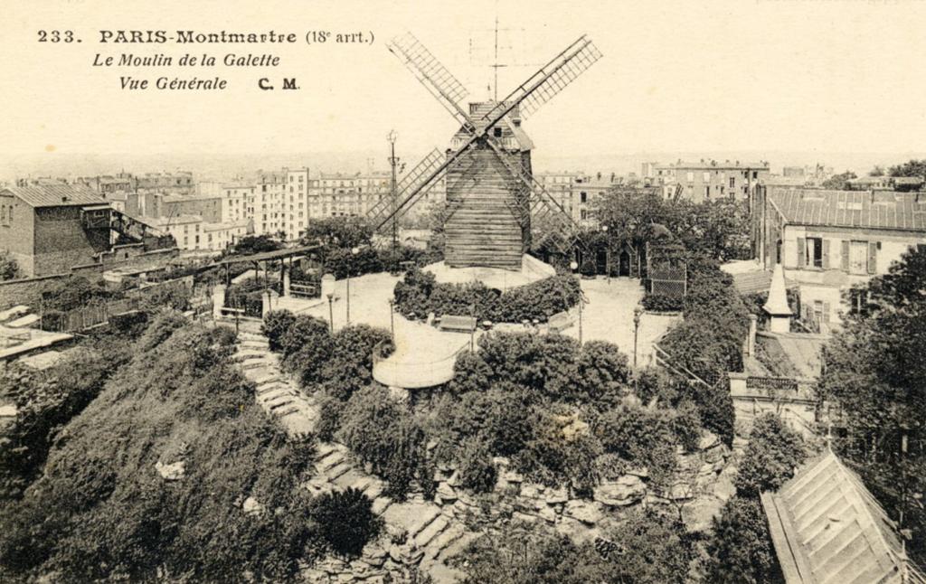 Old Montmartre