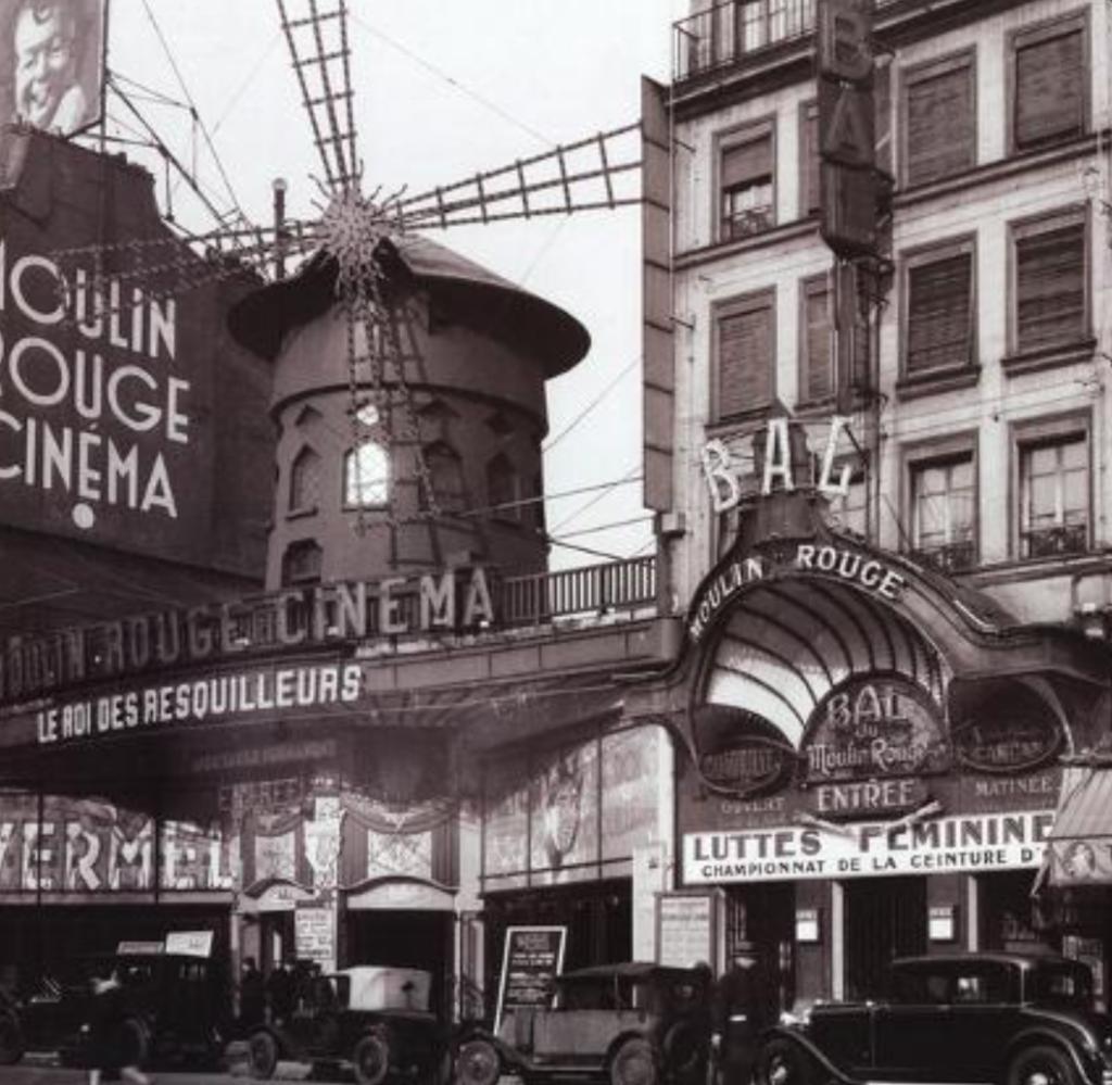 Moulin Rouge cinema