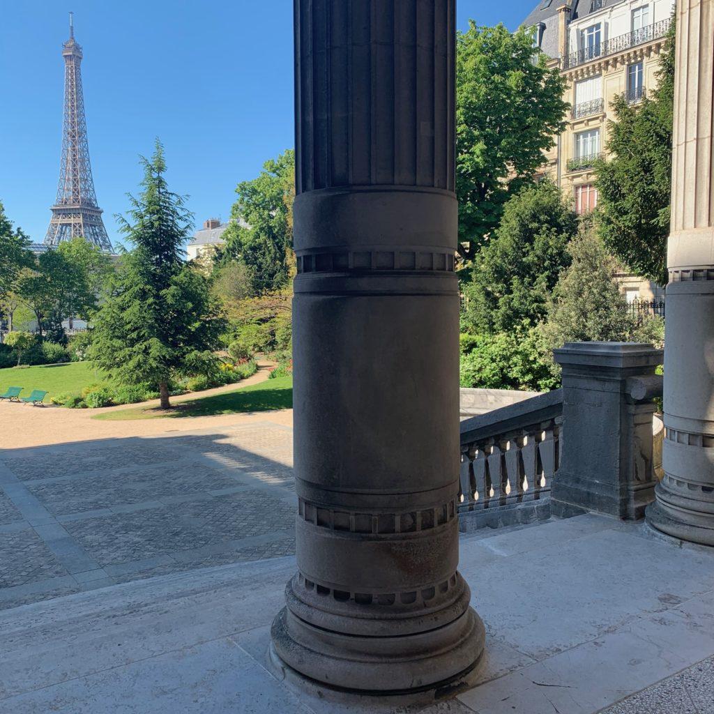Square Galliera Eiffel Tower