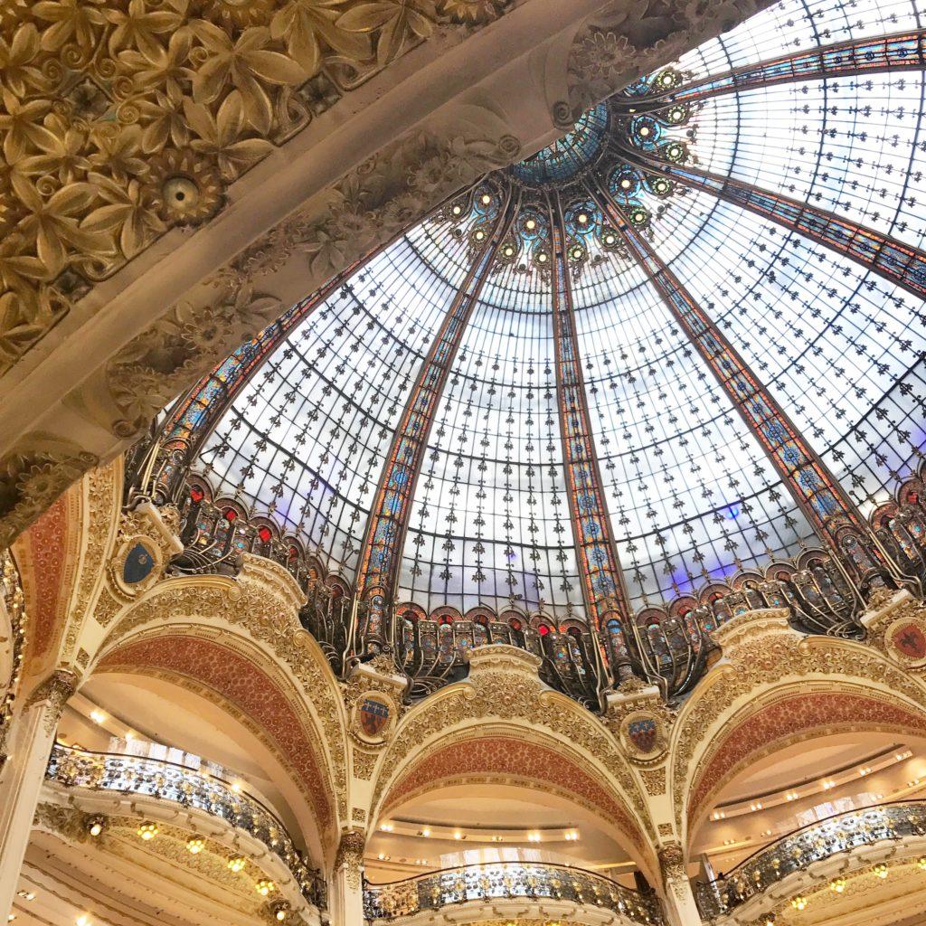 Galeries Lafayette beauty