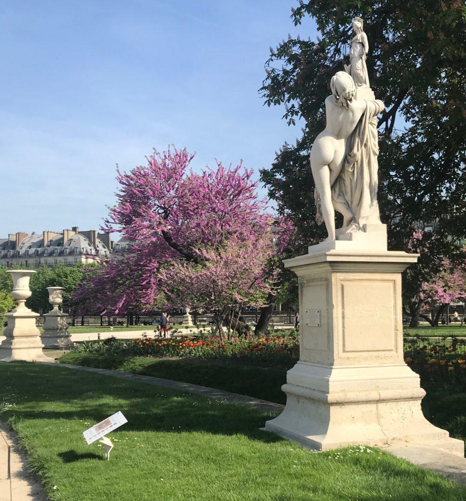 Tuileries Aimé Millet