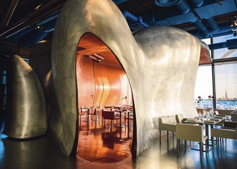 Georges restaurant Pompidou