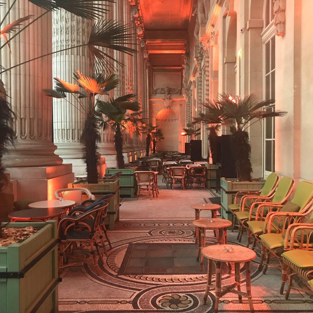 Mini Palais restaurant