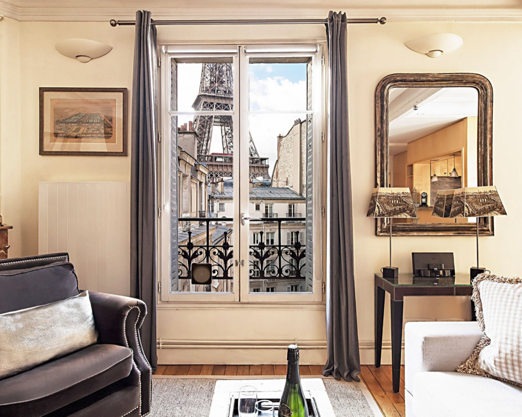 Paris Perfect apartment