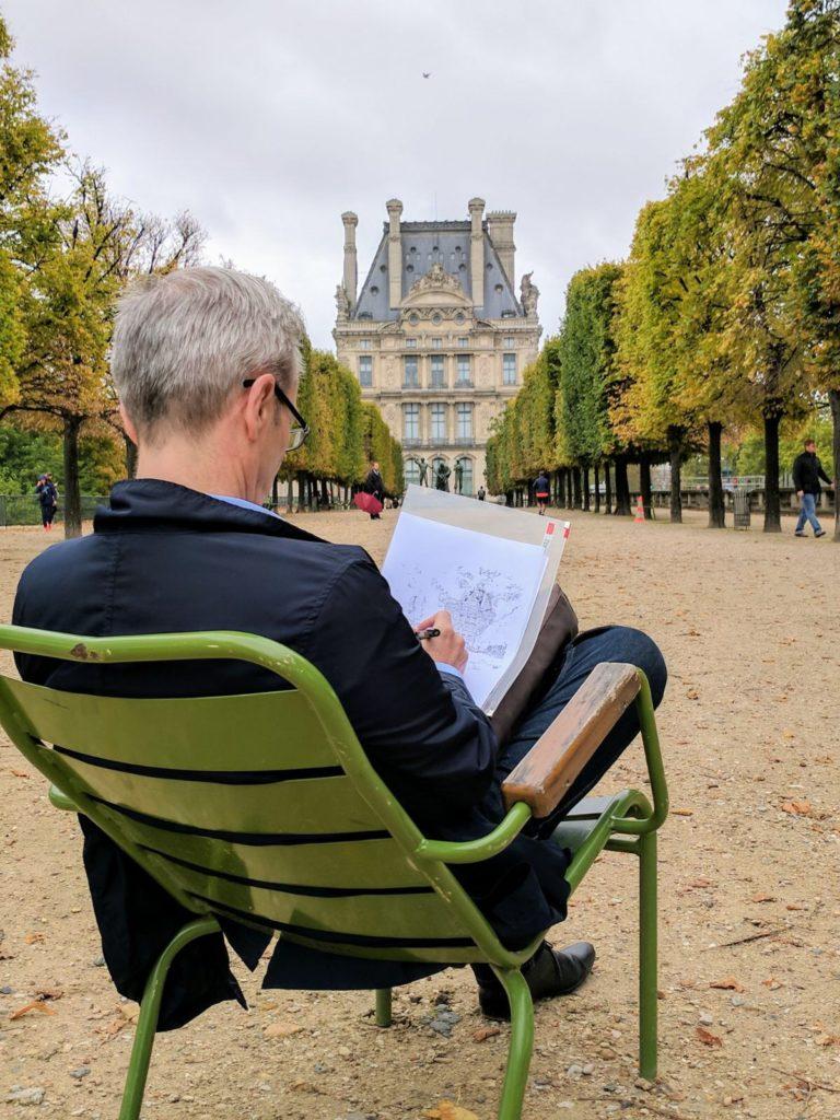 Anthony Tambourini Paris illustrator