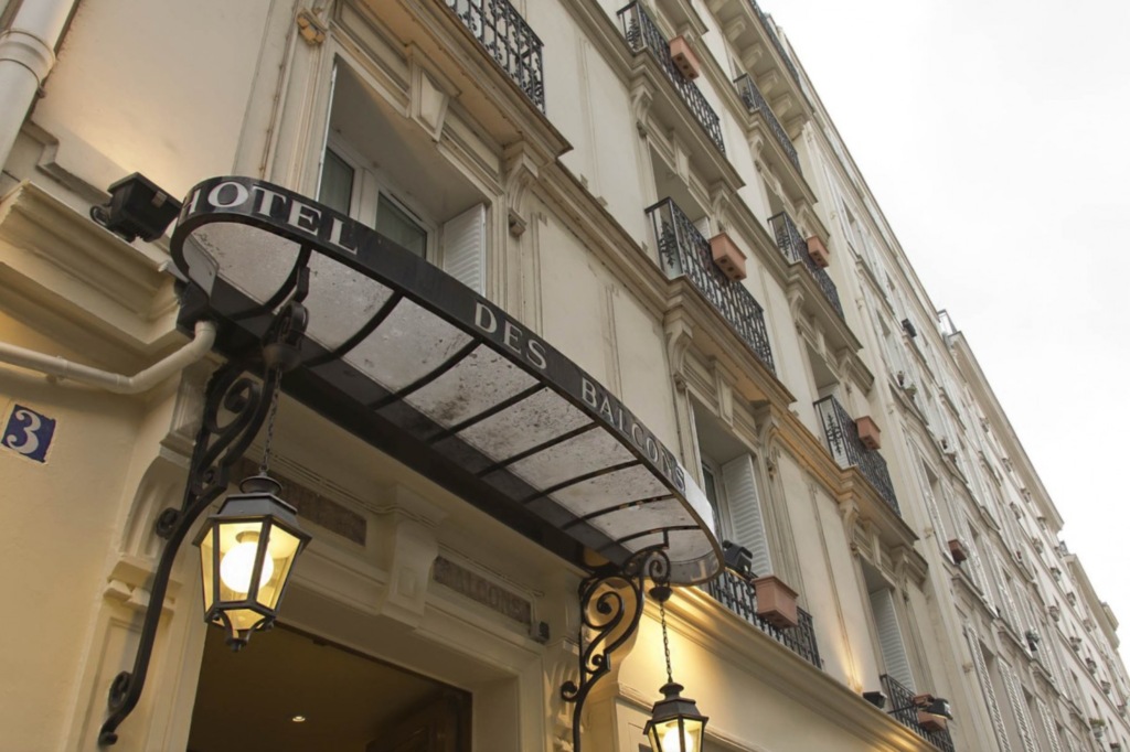 Grand Hotel des Balcons two star Paris