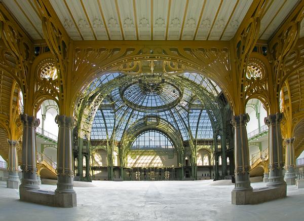 Grand Palais journées du patrimoine