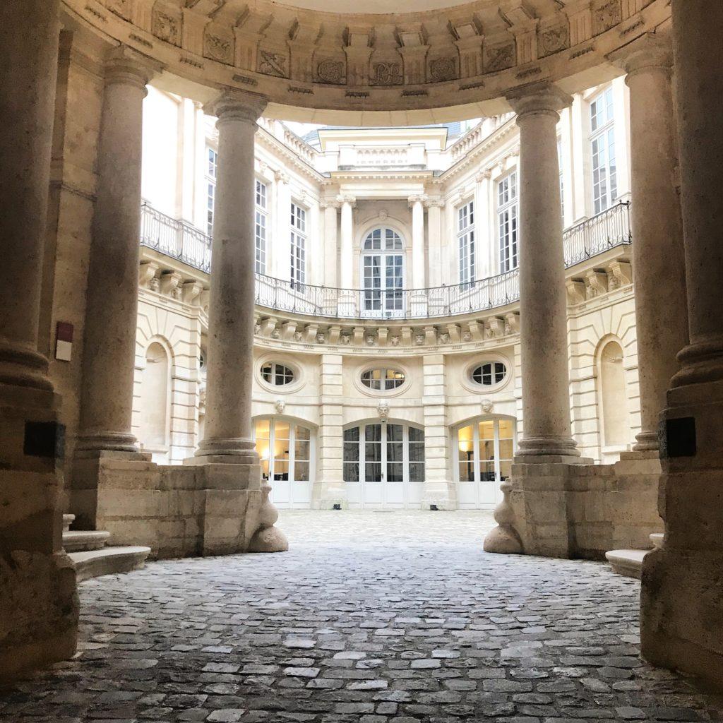 Hotel de Beauvais journées du patrimoine