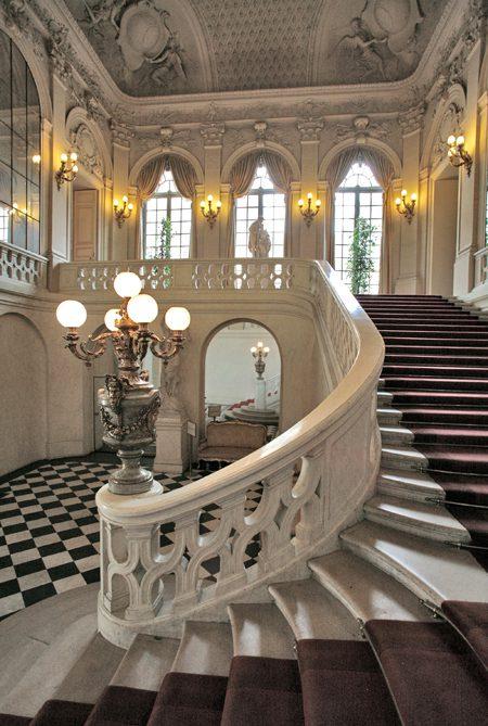 petit Luxembourg journées du patrimoine