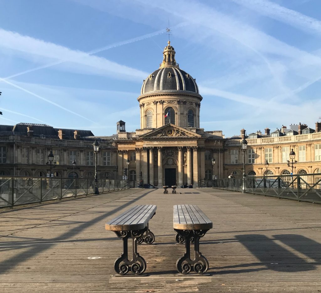 Institut de France journees du patrimoine