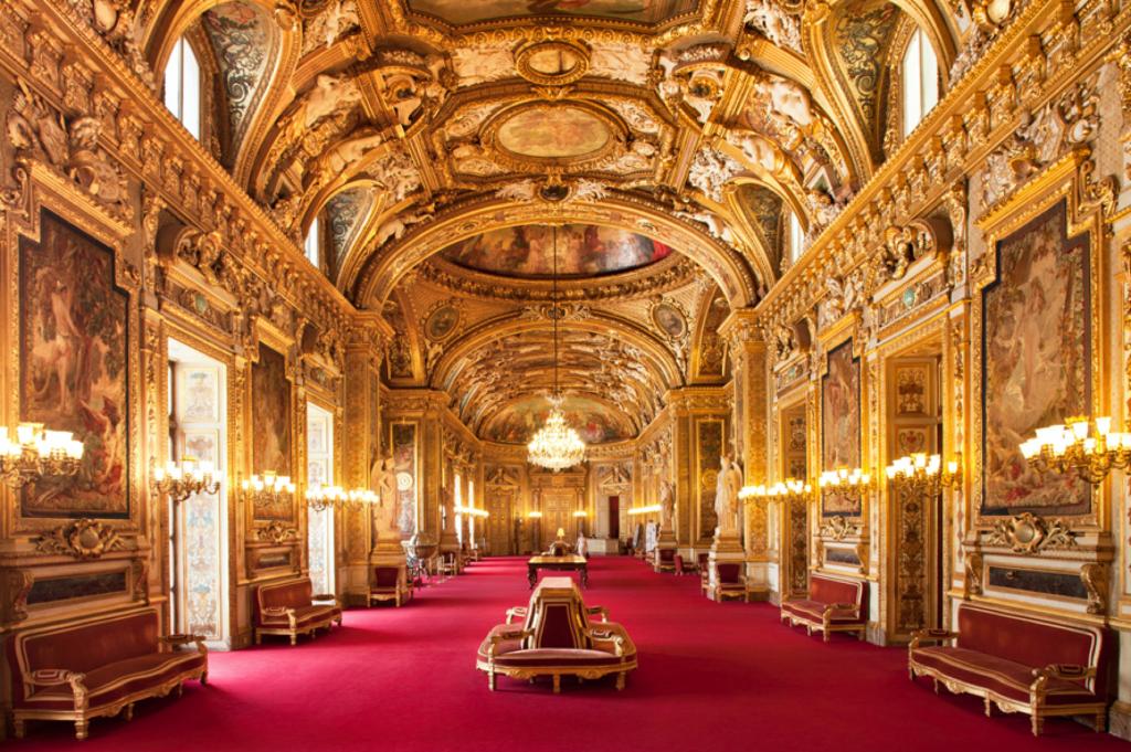 Senat Paris Salle des Conférences journées du patrimoine