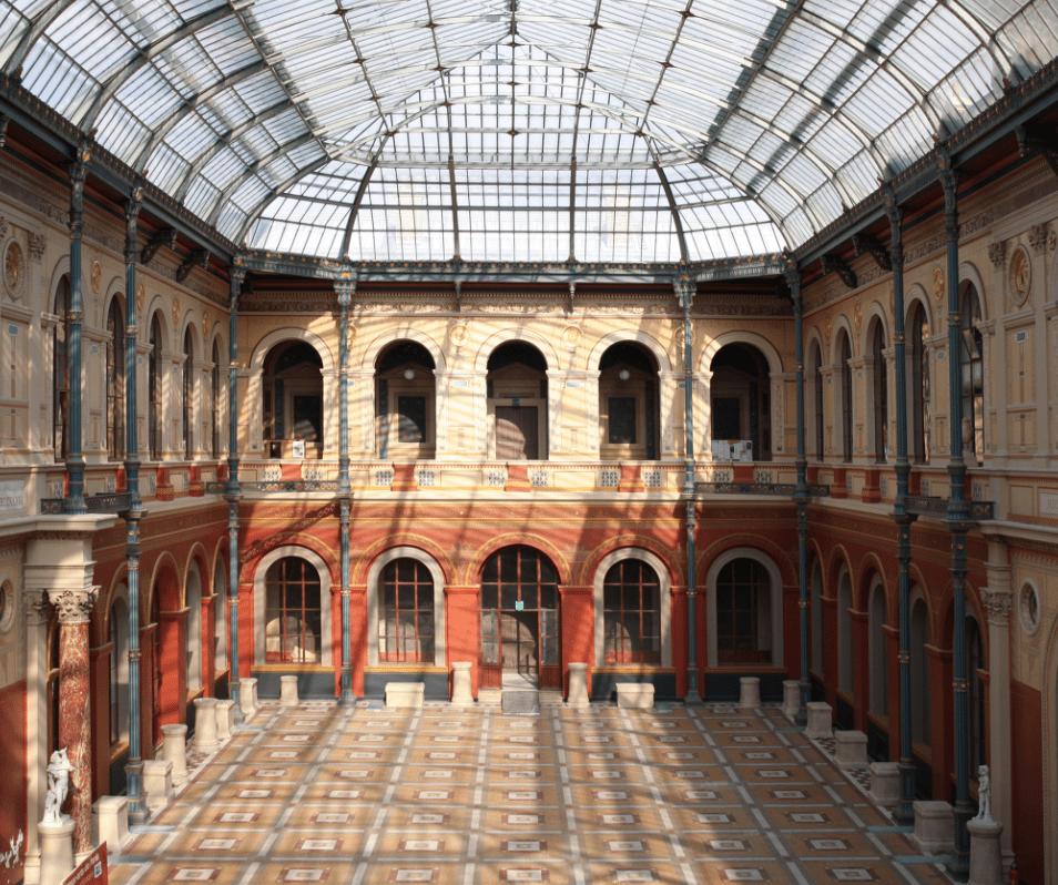 Ecole des Beaux Arts journées du patrimoine