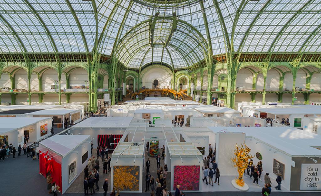 Grand Palais art fair