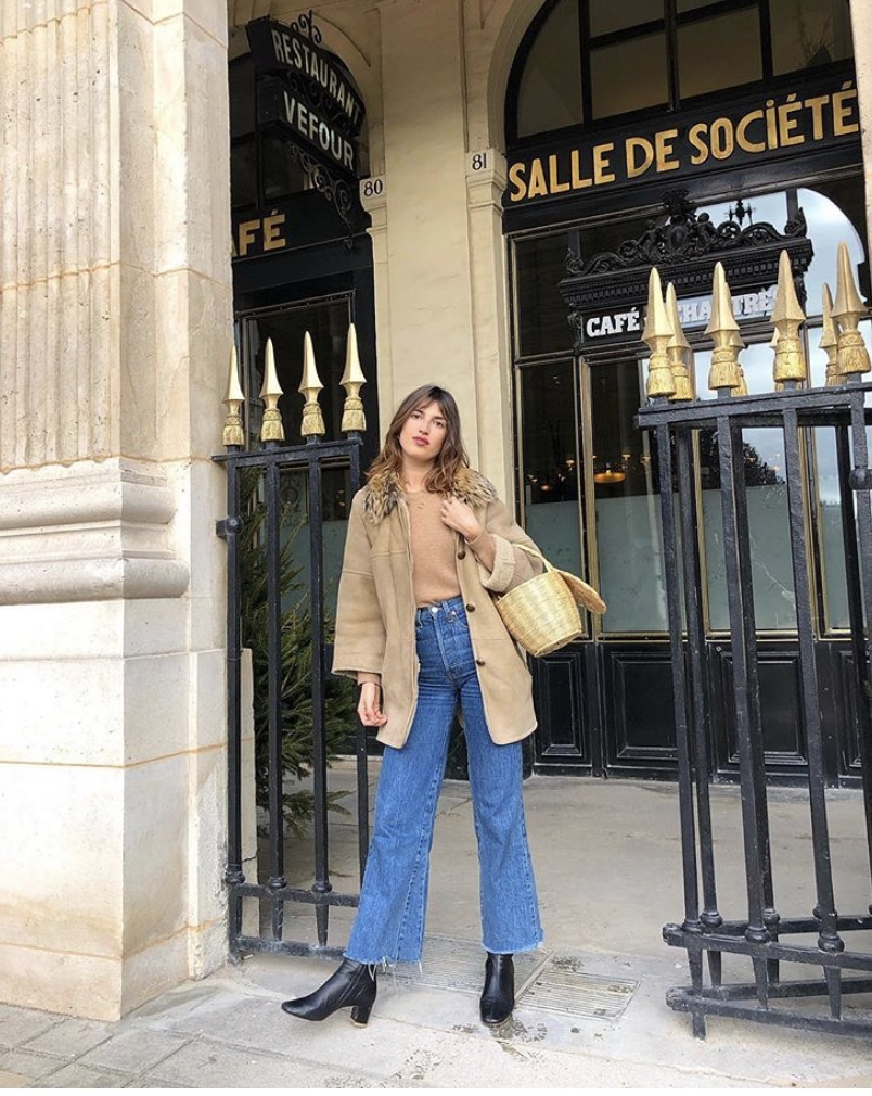 Jeanne Damas Paris Instagram