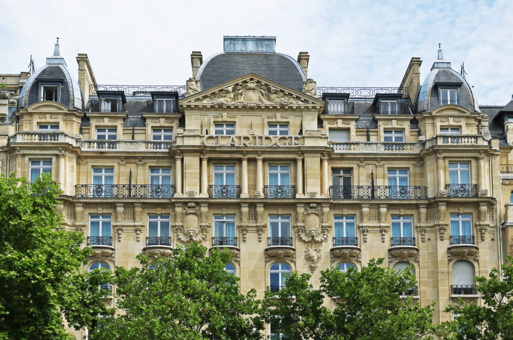 Paris apartment hotels