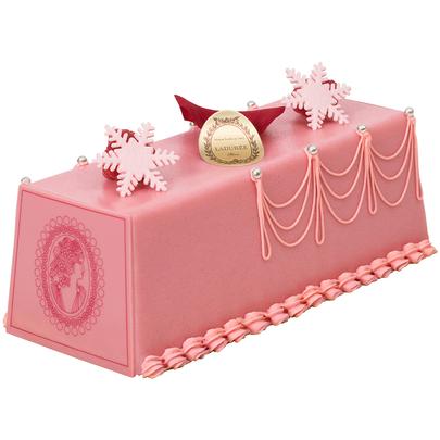 Laduree Marie Antoinette buche de noel