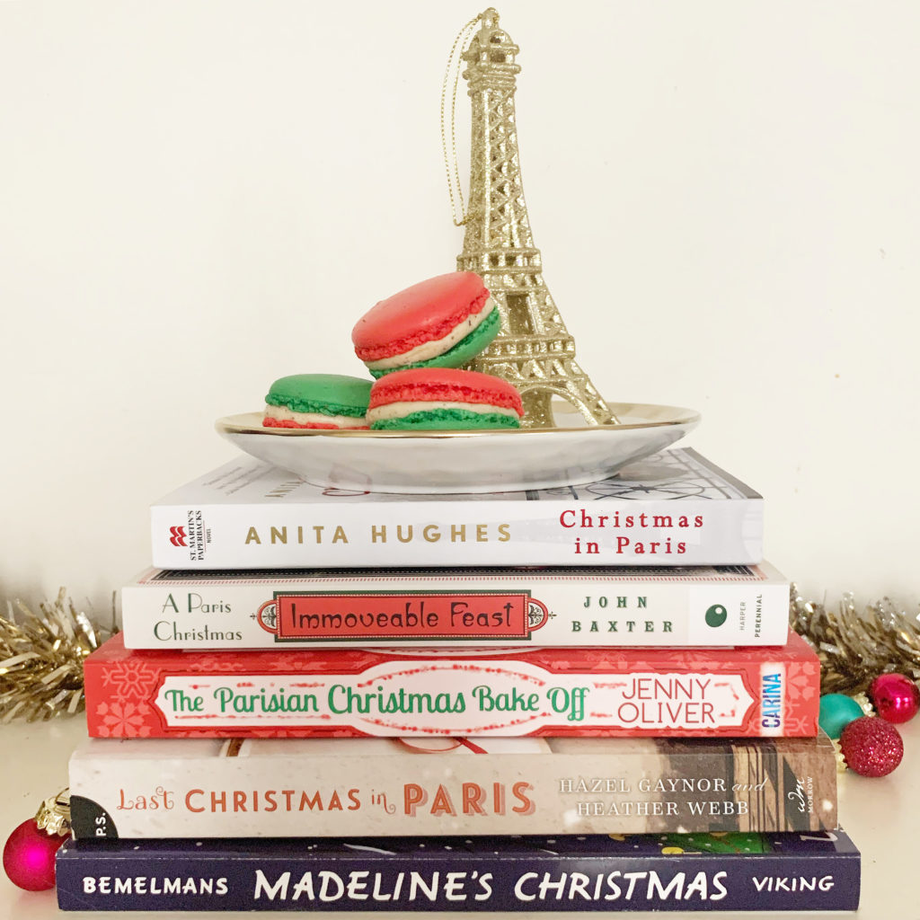 Books set in Paris at Christmas