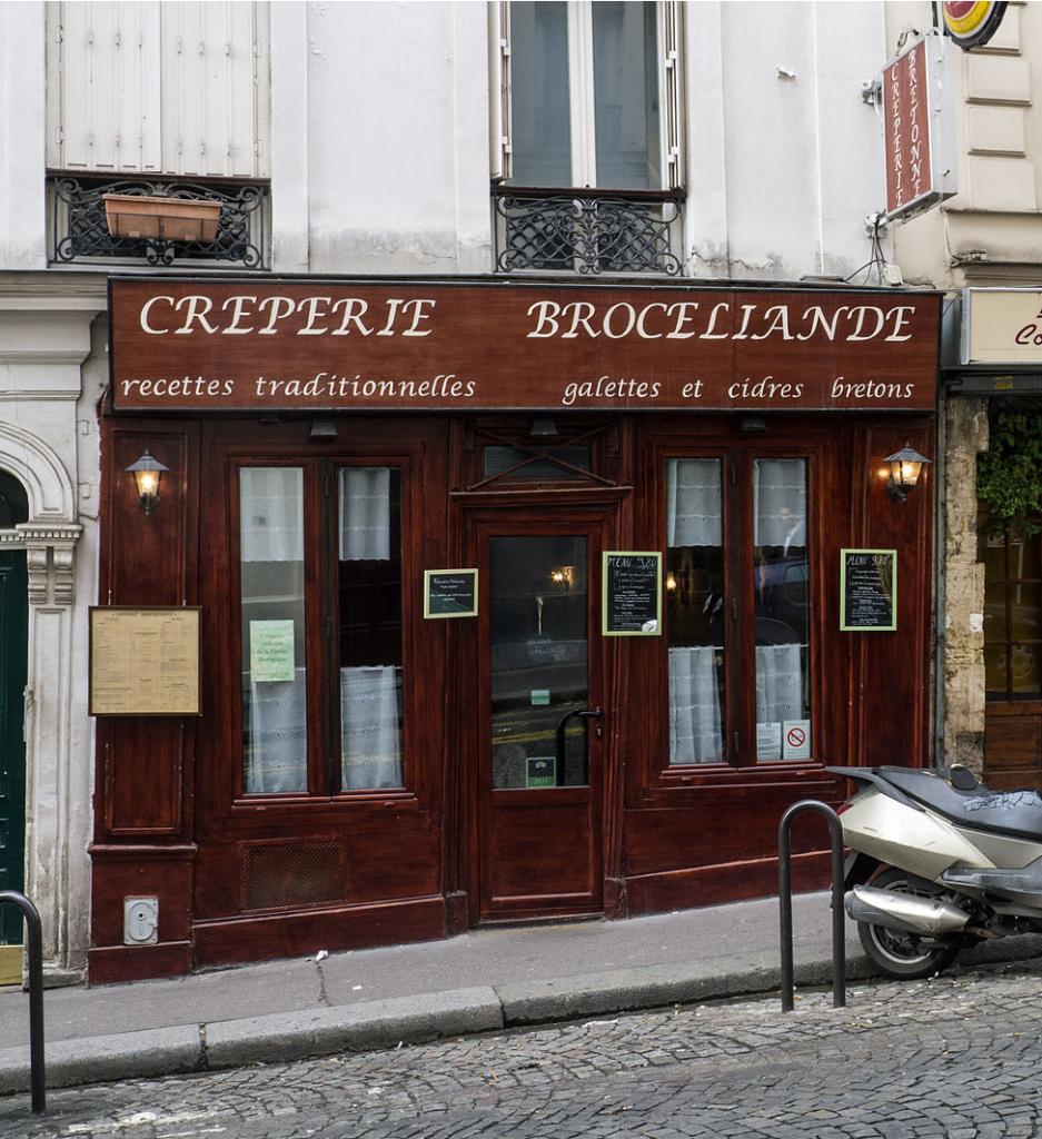 Crepes Montmartre