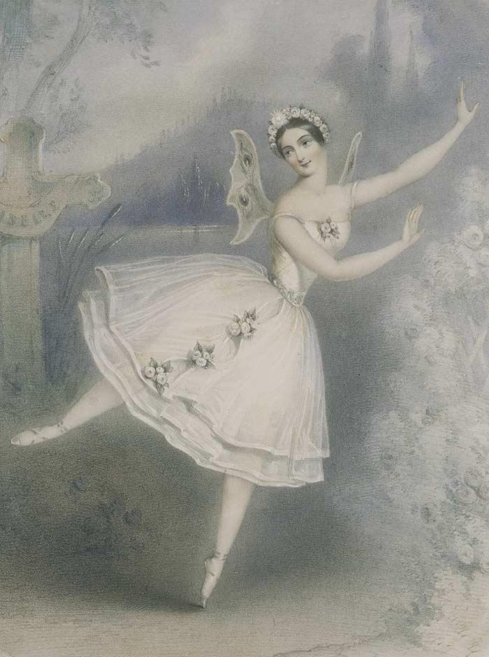 Carlotta Grisi Giselle