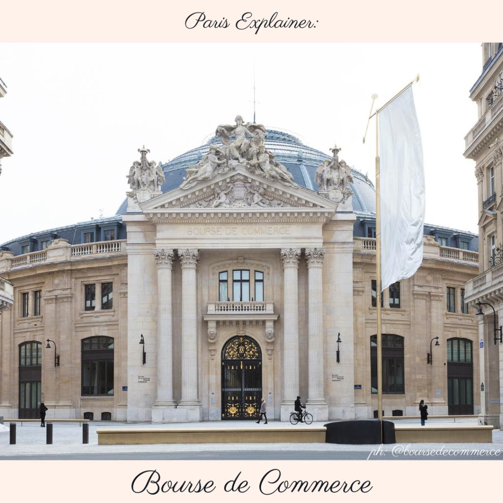 Bourse de Commerce Paris