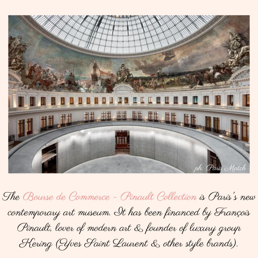 Bourse de Commerce Pinault Collection