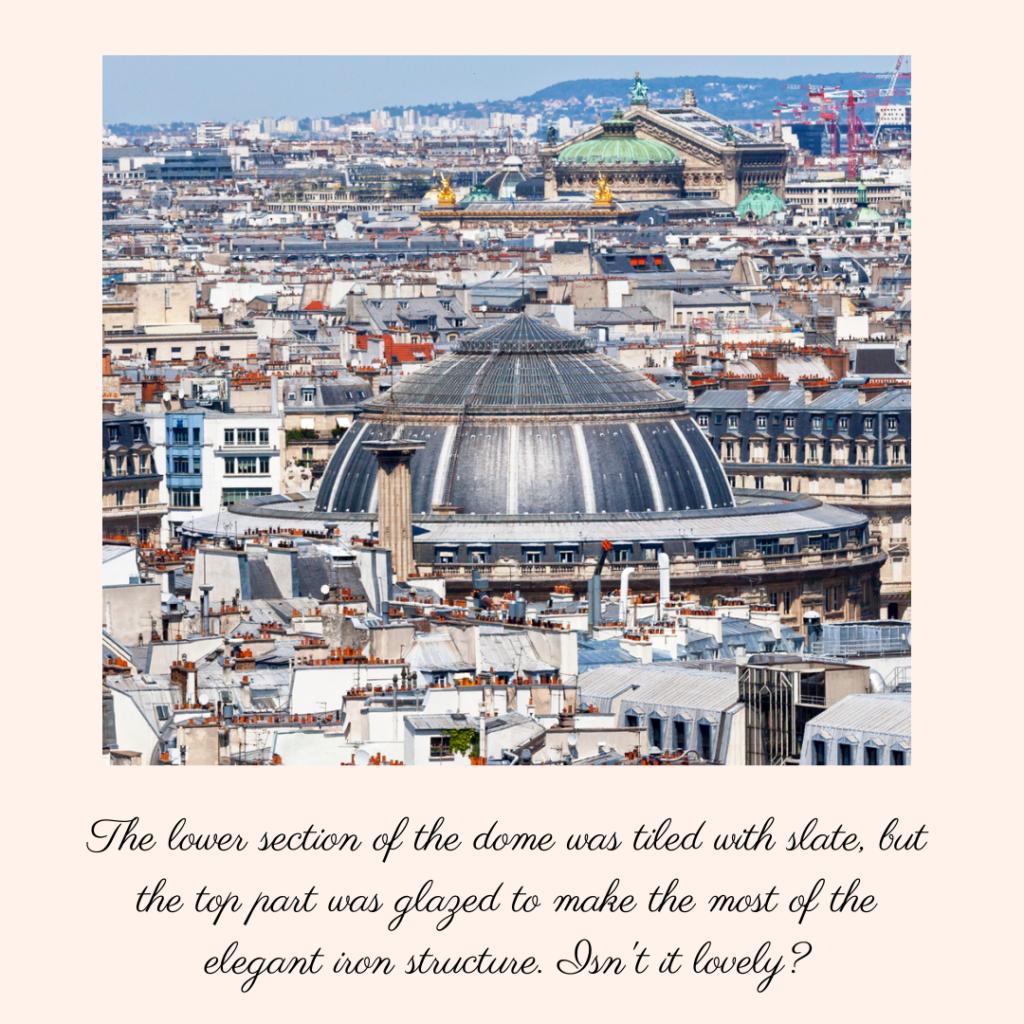 Bourse de Commerce Paris dome