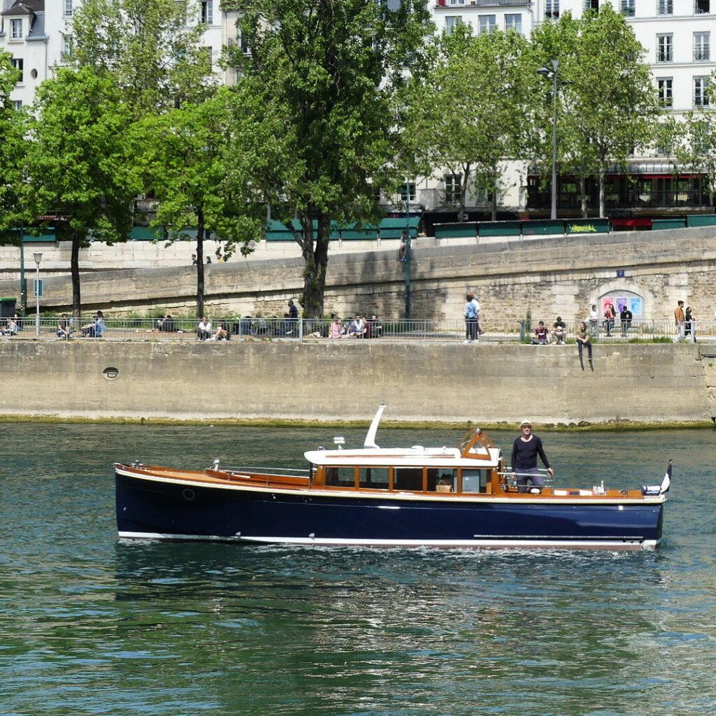 Private Seine cruise