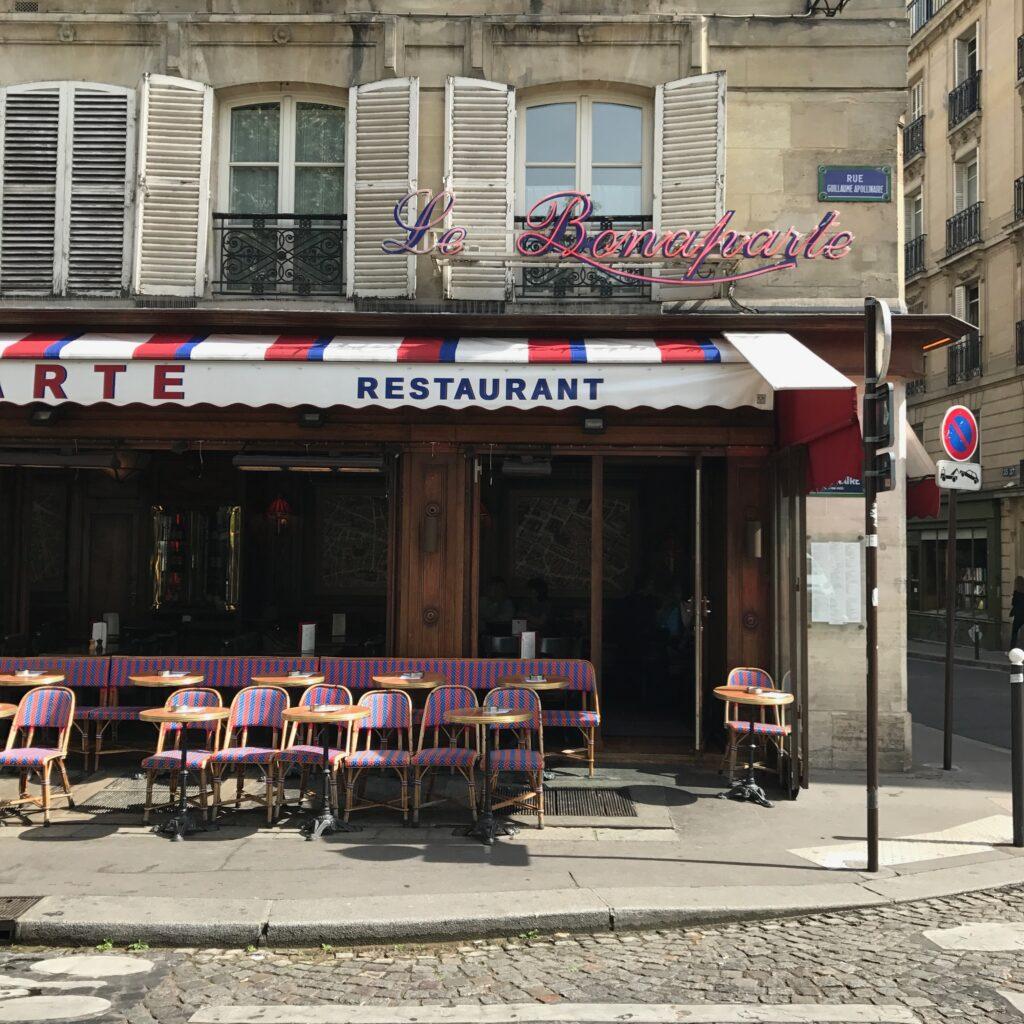 Le Bonaparte Paris