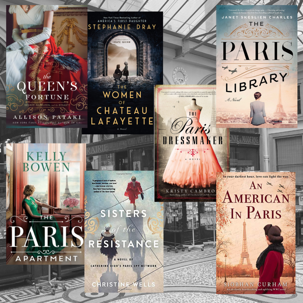 Paris historical fiction