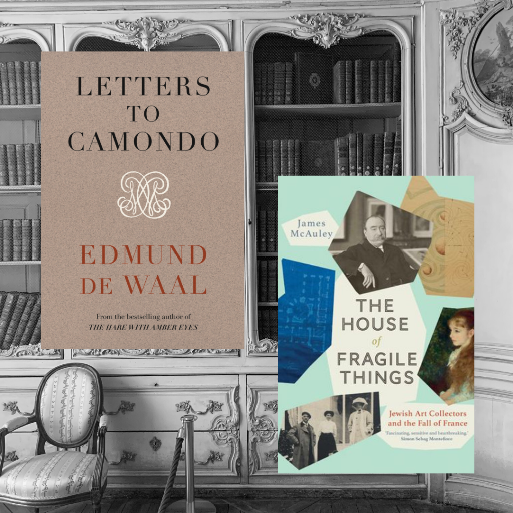 The House of Fragile Things Letters to Camondo