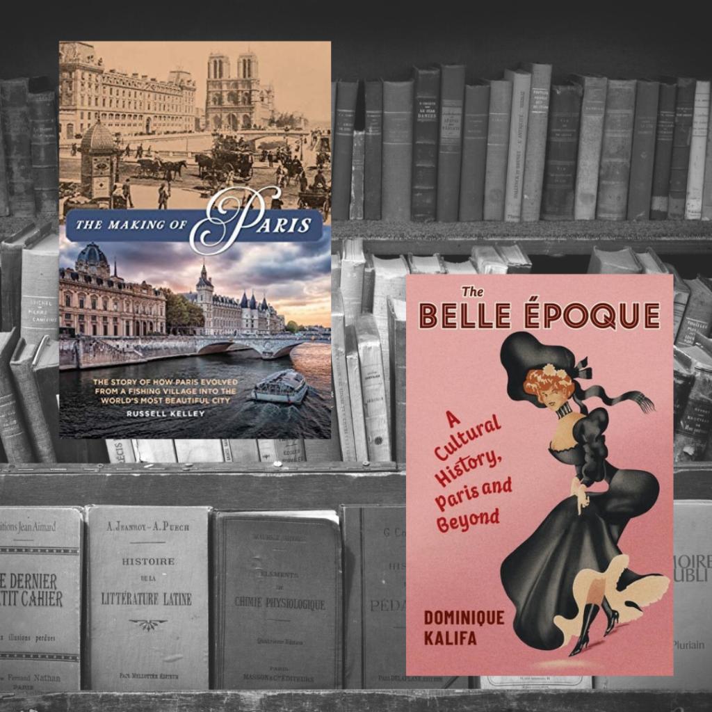 Paris History Books