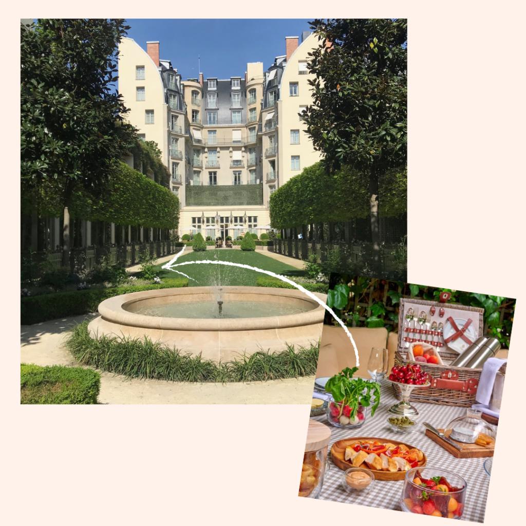 Ritz Paris Picnic