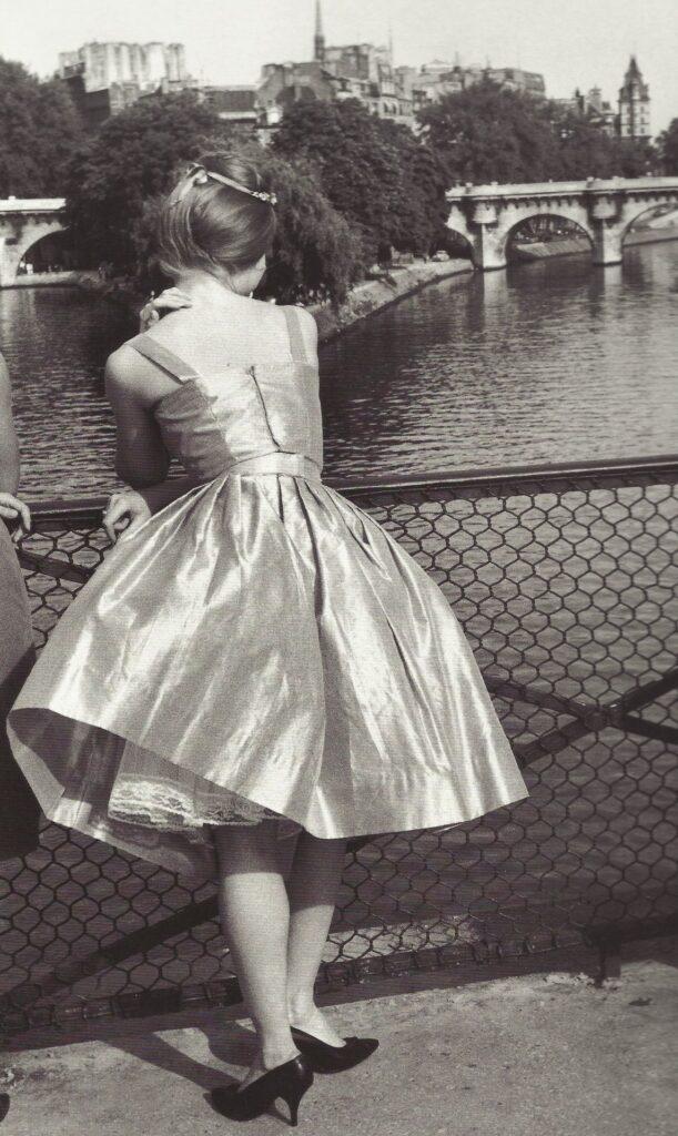 Pont des Arts Janice Niepce