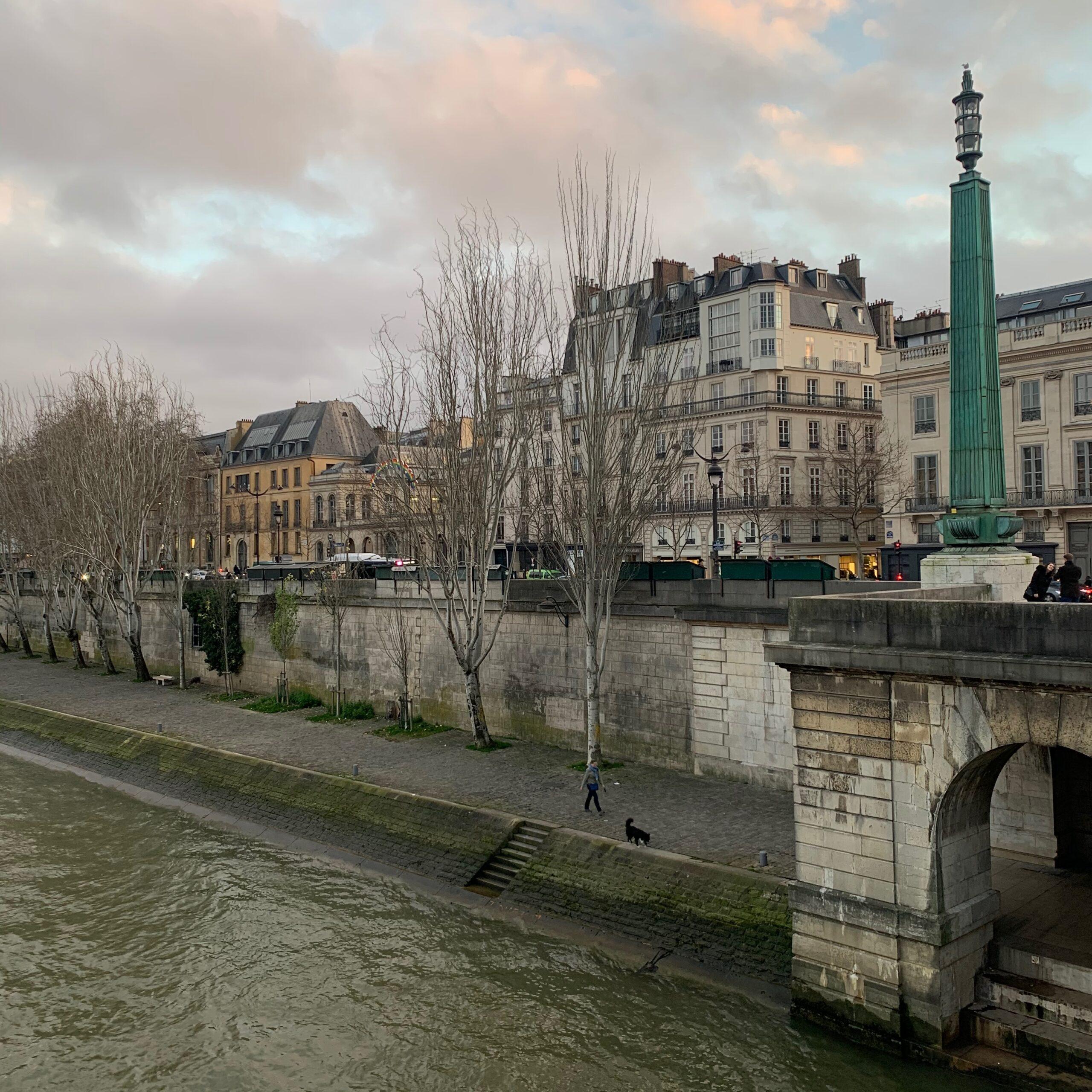 Seine-penthouse