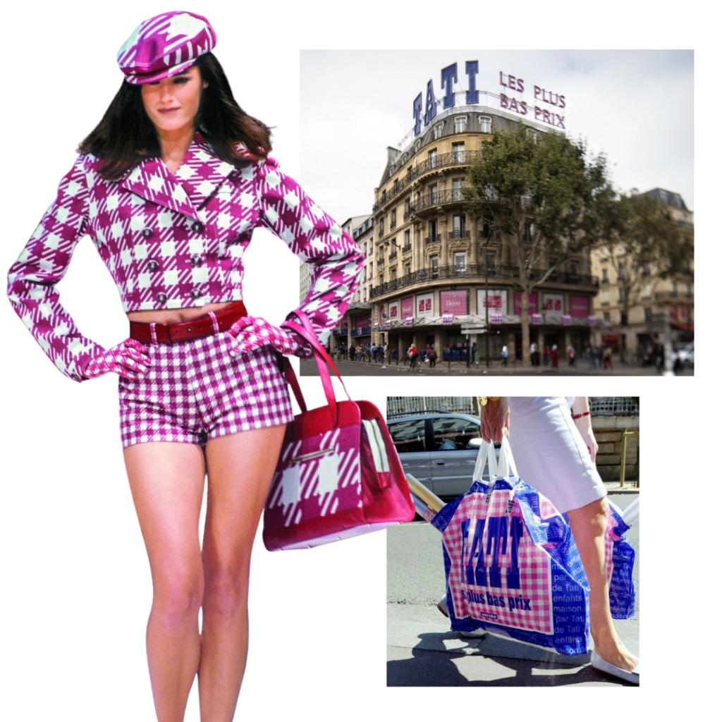 Paris Pink History