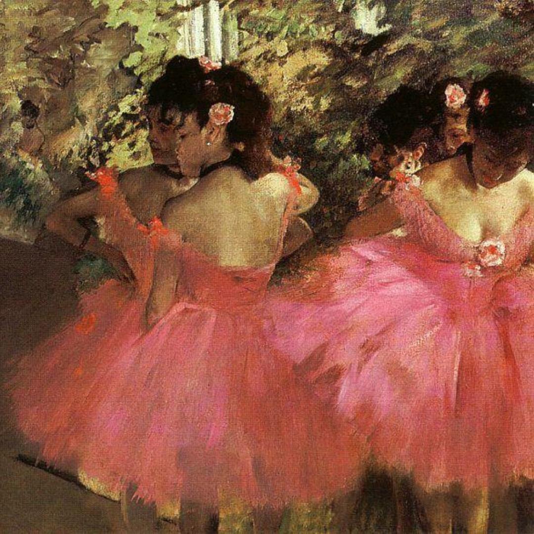Degas-Ballerinas