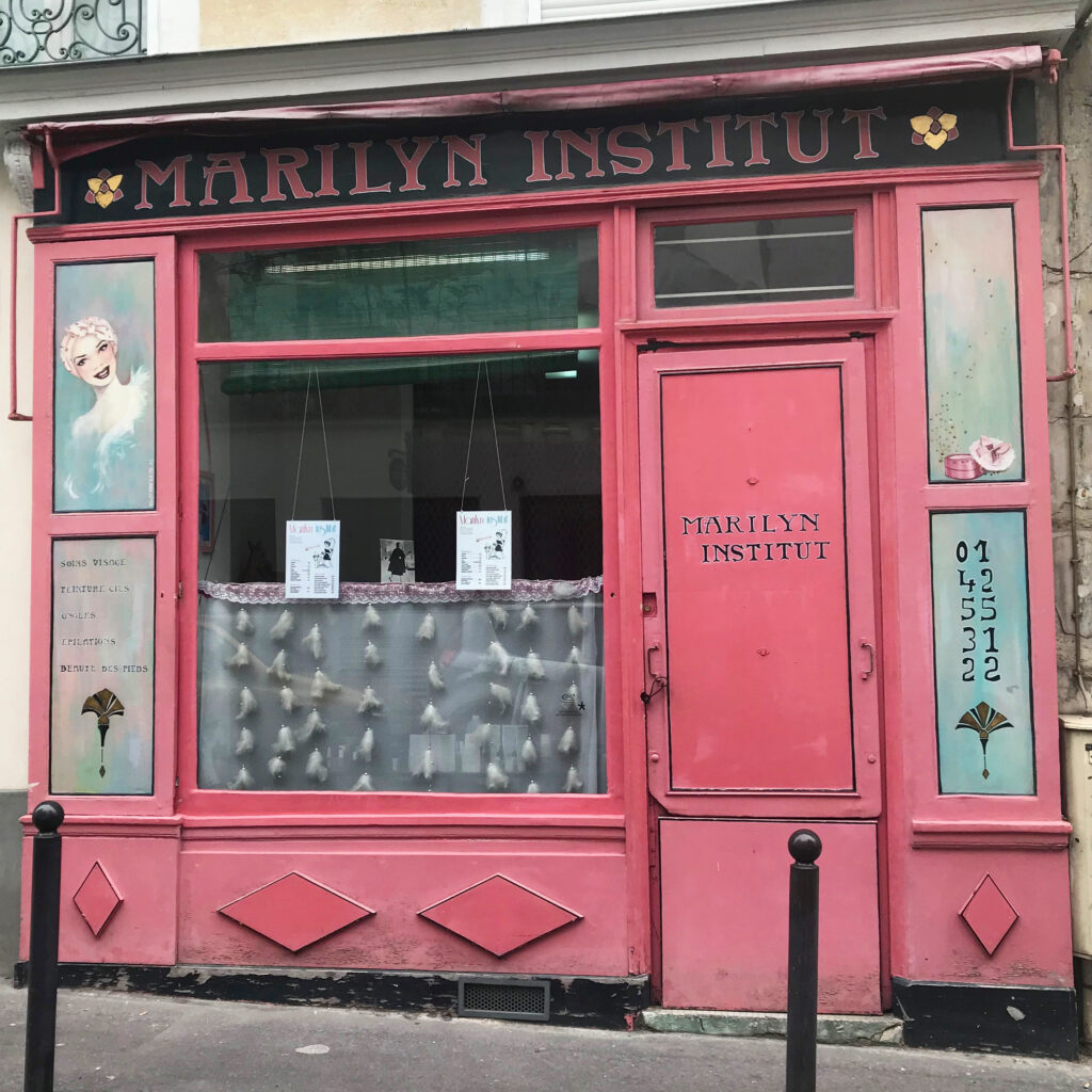 Marilyn Institut Paris